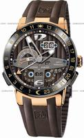 Ulysse Nardin El Toro Perpetual calendar Mens Wristwatch 322-00-3