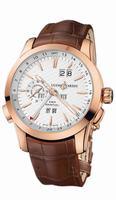 Ulysse Nardin Perpetual Manufacture Mens Wristwatch 322-10