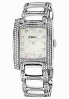 Ebel Brasilia Womens Wristwatch 3256M39-9830511