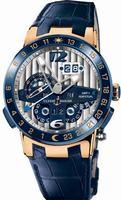 Ulysse Nardin El Toro Perpetual Calendar Mens Wristwatch 326-00