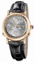 Ulysse Nardin GMT +- Perpetual Mens Wristwatch 326-22-32