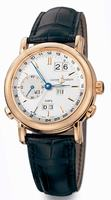 Ulysse Nardin GMT +/- Perpetual 38.5mm Mens Wristwatch 326-22