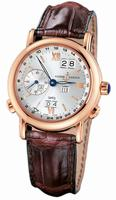 Ulysse Nardin GMT +/- Perpetual Mens Wristwatch 326-22/31