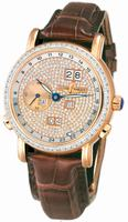 Ulysse Nardin GMT +/- Perpetual Mens Wristwatch 326-89BAG/091