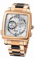 Ulysse Nardin Quadrato Perpetual Mens Wristwatch 326-90-8M/91