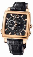 Ulysse Nardin Quadrato Perpetual Mens Wristwatch 326-90/92