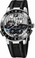 Ulysse Nardin El Toro Perpetual Calendar Mens Wristwatch 329-00-3
