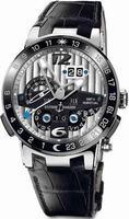 Ulysse Nardin El Toro Perpetual Calendar Mens Wristwatch 329-00