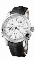 Ulysse Nardin Perpetual Manufacture Mens Wristwatch 329-10