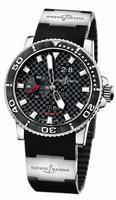 Ulysse Nardin Acqua Perpetual Mens Wristwatch 333-55-3/02