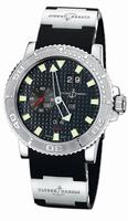 Ulysse Nardin Acqua Perpetual Mens Wristwatch 333-55-3/92