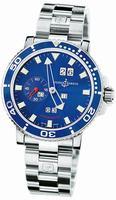 Ulysse Nardin Acqua Perpetual Mens Wristwatch 333-77-7