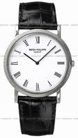 Patek Philippe Calatrava Mens Wristwatch 3520DG
