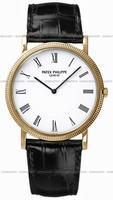 Patek Philippe Calatrava Mens Wristwatch 3520DJ