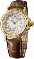 Breguet Marine Hora Mundi Mens Wristwatch 3700BA.12.9V6