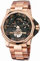 Corum Admirals Cup 48 Tourbillon Mens Wristwatch 372-931-55-V700-0000
