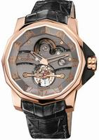 Corum Admirals Cup 48 Tourbillon Mens Wristwatch 372.932.55-0F01