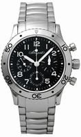 Breguet Type XX Aeronavale Mens Wristwatch 3800ST.92.SW9