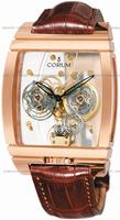 Corum Corum Tourbillon Panoramique Mens Wristwatch 382.850.55-0F02-0000