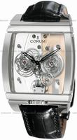 Corum Corum Tourbillon Panoramique Mens Wristwatch 382.850.59-0F01-0000