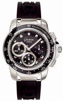 Glashutte Sport Evolution Panoramadatum Mens Wristwatch 39-31-43-03-04