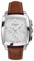 Glashutte Senator Karree Chronograph Mens Wristwatch 39-31-53-52-04