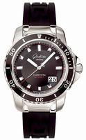 Glashutte Sport Evolution Panoramadatum Mens Wristwatch 39-42-43-03-04
