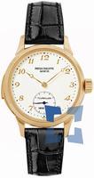 Patek Philippe Tourbillon Minute Repeater Mens Wristwatch 3939HJ