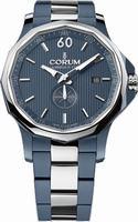 Corum Admirals Cup Legend 42  Mens Wristwatch 395.101.30-V705-AB10