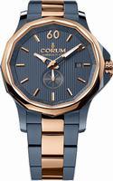 Corum Admirals Cup Legend 42  Mens Wristwatch 395.101.34-V705-AB11
