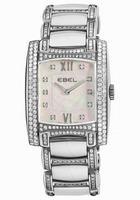 Ebel Brasilia Womens Wristwatch 3976M29-9830511