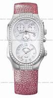 Philip Stein Teslar Chronograph Ladies Wristwatch 3DD-F-FSMOP-GP