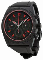 Tudor Fastrider Black Shield Chronograph Mens Wristwatch 42000CR-BKRS