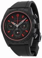 Tudor Fastrider Black Shield Chronograph Mens Wristwatch 42000CR-BKSBKRS