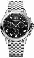Raymond Weil Tradition Chronograph Mens Wristwatch 4476-ST-00200