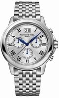 Raymond Weil Tradition Chronograph Mens Wristwatch 4476-ST-00650