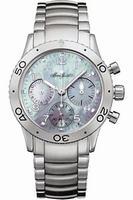 Breguet Type XX Transatlantique Dame Ladies Wristwatch 4820ST.59.S76