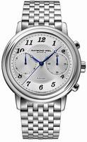 Raymond Weil Maestro Chronograph Mens Wristwatch 4830-ST-05659