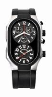 Philip Stein Teslar Chronograph Mens Wristwatch 5-B-CRB-NRB