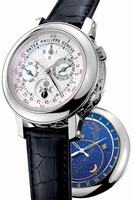 Patek Philippe Sky Moon Tourbillon Mens Wristwatch 5002G