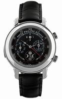 Patek Philippe Sky Moon Tourbillon Mens Wristwatch 5002P-010