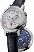 Patek Philippe Sky Moon Tourbillon Mens Wristwatch 5002P