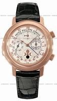 Patek Philippe Sky Moon Tourbillon Mens Wristwatch 5002R