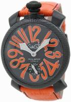 GaGa Milano Manual 48mm Limited Edition Men Wristwatch 5016.1.OR