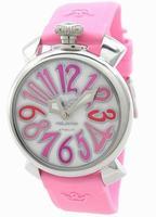 GaGa Milano Manual 40mm Steel Unisex Wristwatch 5020.6.PK