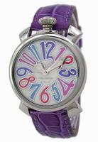 GaGa Milano Manual 40mm Steel Unisex Wristwatch 5020.7.PU