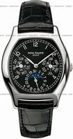 Patek Philippe Complicated Perpetual Calendar Mens Wristwatch 5040G-016