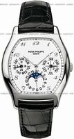 Patek Philippe Complicated Perpetual Calendar Mens Wristwatch 5040G-018