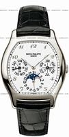 Patek Philippe Complicated Perpetual Calendar Mens Wristwatch 5040P-014