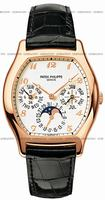 Patek Philippe Complicated Perpetual Calendar Mens Wristwatch 5040R-017